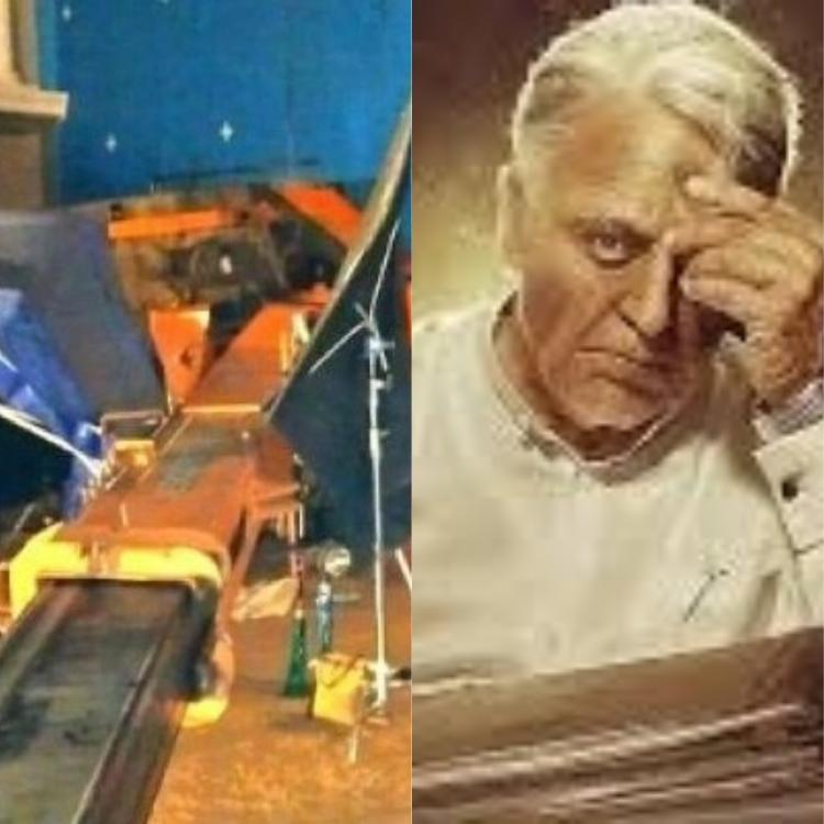 Indian 2 Mishap: Crane operator from the Kamal Haasan starrer's sets arrested post the death of 3 crew members