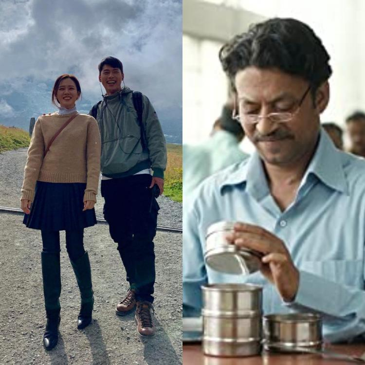 Crash Landing On You Rewind: Hyun Bin and Son Ye Jin starrer gave a subtle nod to Irrfan Khan's The Lunchbox