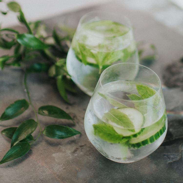 Cosmetologist Pooja Nagdev expians the benefits of cucumber water in skincare