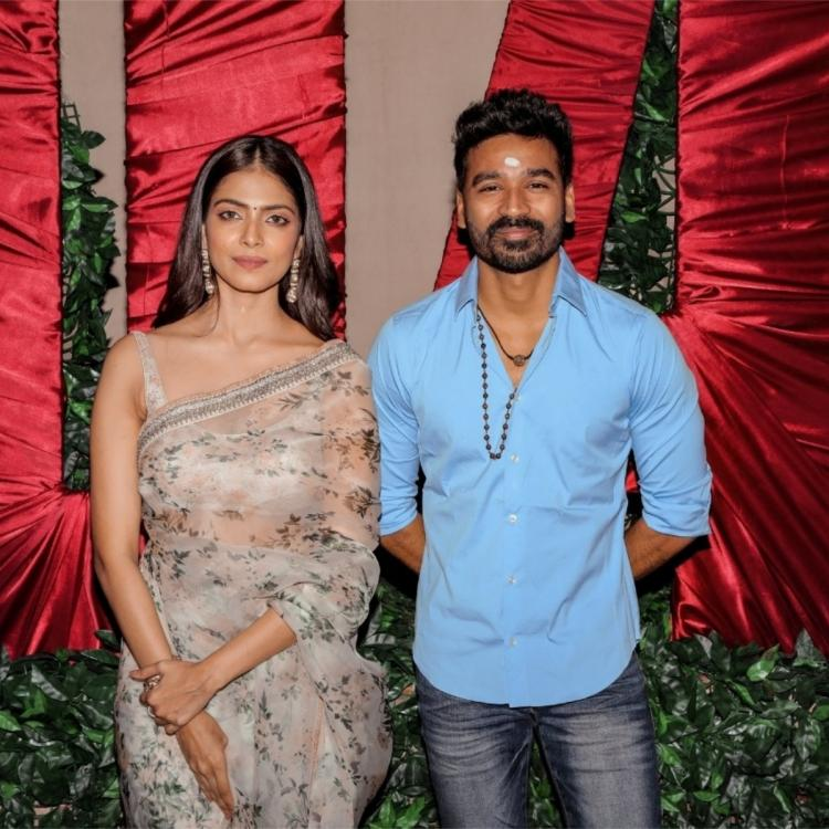Dhanush and Malavika Mohanan's D43: Makers head to Hyderabad to shoot an important sequence