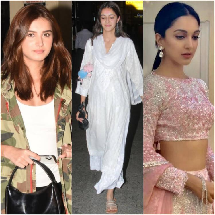 From Ananya Panday to Tara Sutaria: Here are all the looks from yesterday you CANNOT afford to miss