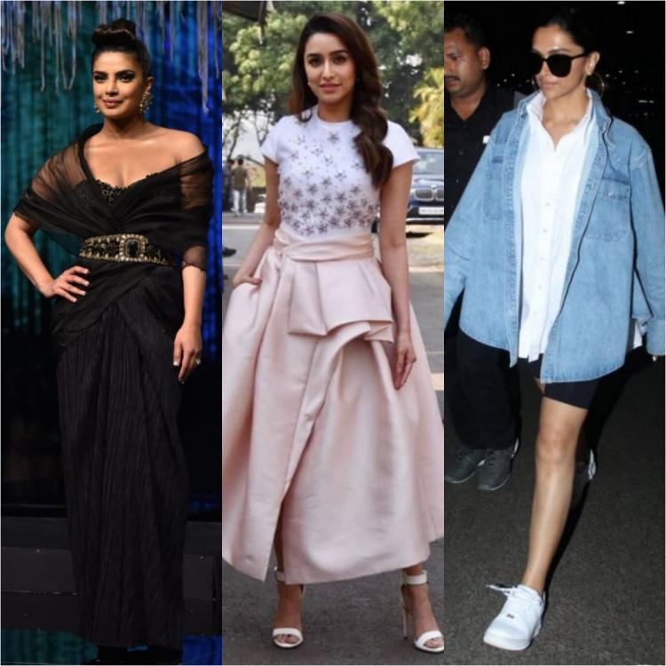 From Priyanka Chopra Jonas to Shraddha Kapoor; You need to have a glimpse of ALL the looks from yesterday