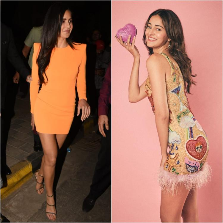 From Katrina Kaif to Ananya Panday, THESE looks from the day gone by are unmissable