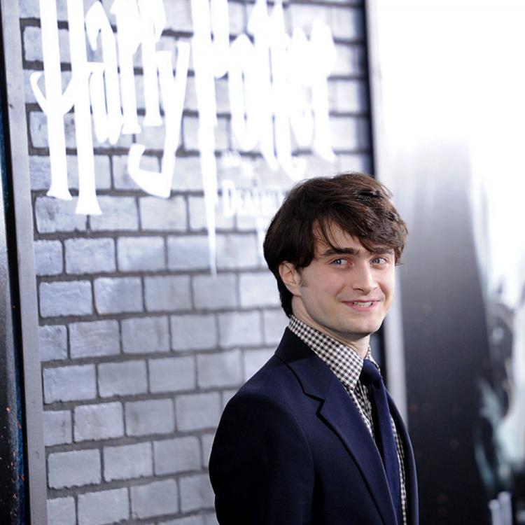 Daniel Radcliffe treats Harry Potter fans as he reads out chapter one from the book for online streaming
