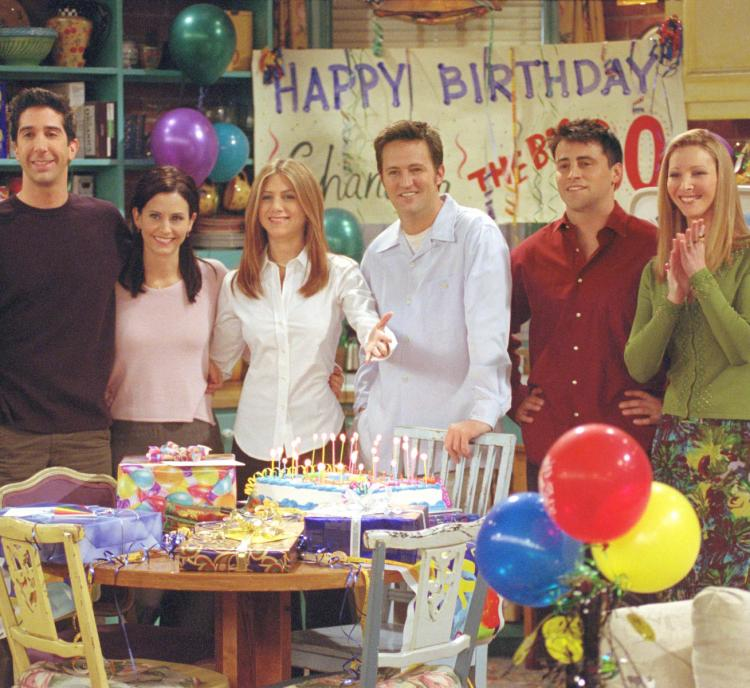 David Schwimmer gives an update on the Friends reunion: There are going to be some surprise funny bits