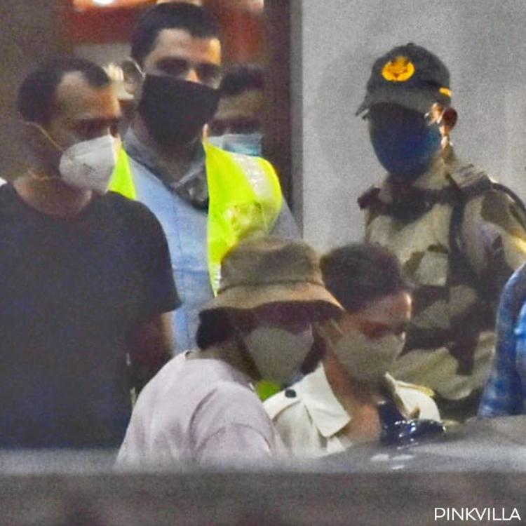 Deepika Padukone arrives in Mumbai with Ranveer Singh after being summoned by NCB