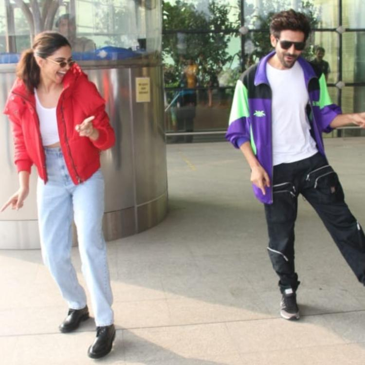 Deepika Padukone, Kartik Aaryan's cute banter over throwback pics is bait for a director to cast them together