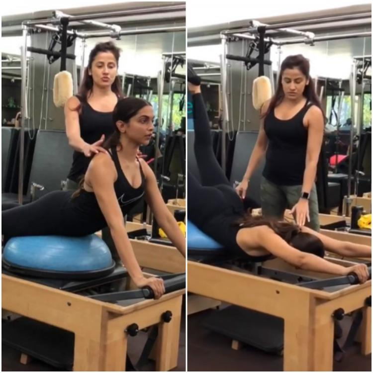 Deepika Padukone's workout video will give you fitness ...