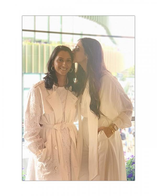 Deepika Padukone and Anisha to Kendall and Kylie Jenner: Most stylish celeb sisters who twinned with outfits