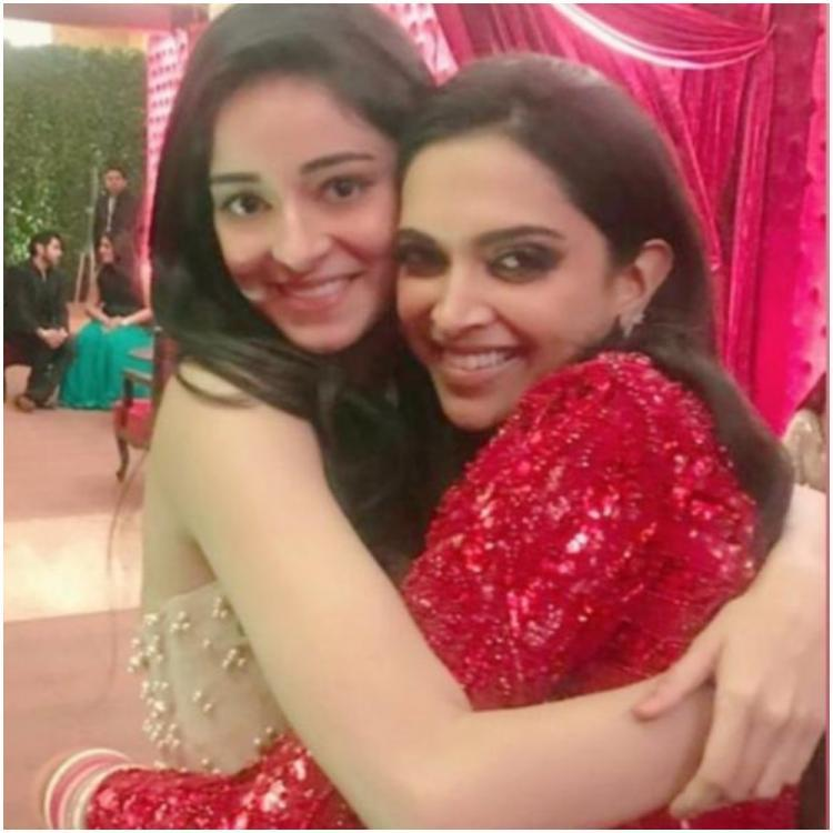 Deepika Padukone calls Ananya Panday cute as she says she will learn everything she can from her and Shakun