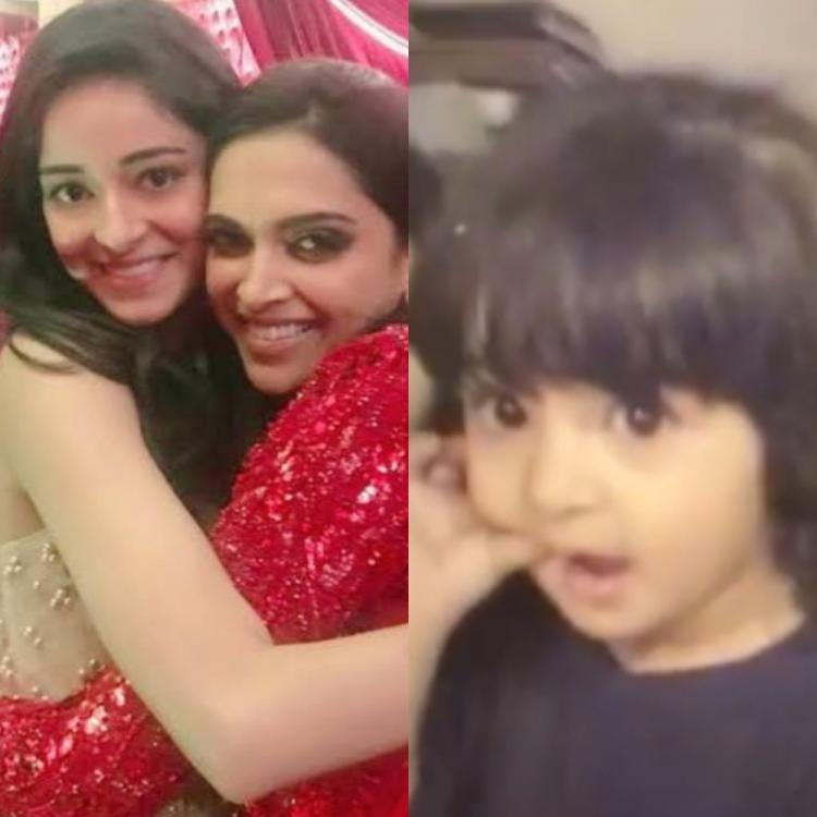 Deepika Padukone gushes over Ananya Panday on her Mother's Day childhood video; Latter says 'Miss You Deepu'