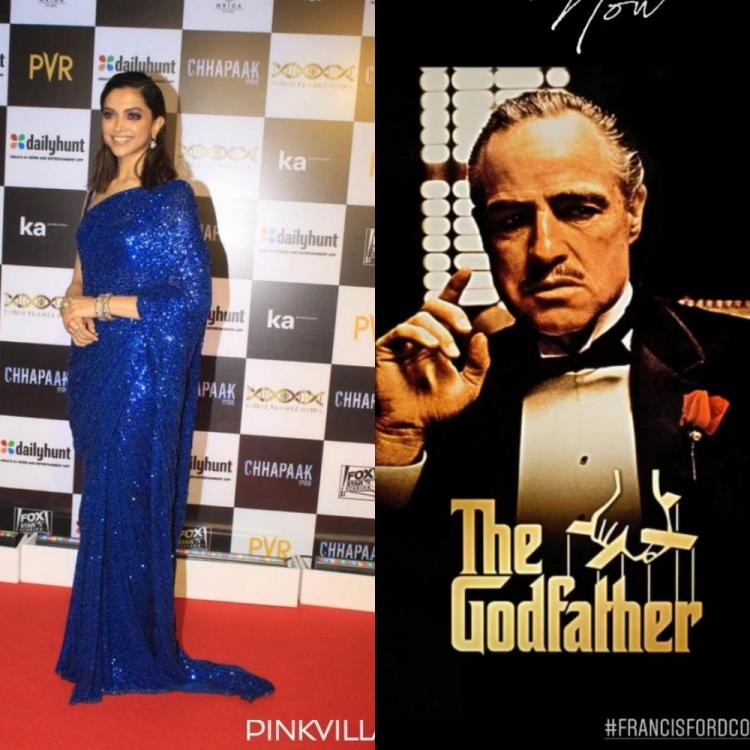 Deepika Padukone is back with her quarantine movie suggestion as she asks fans to watch The Godfather
