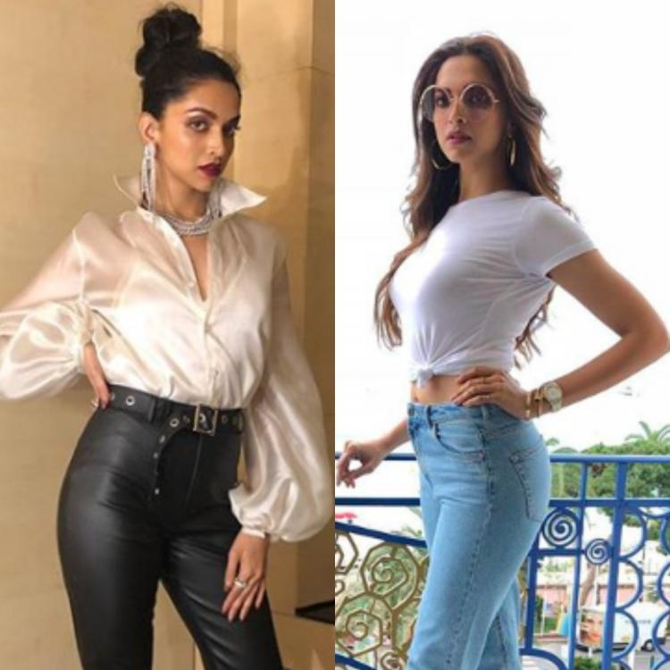 Deepika Padukone has a love affair with white tops: 10 times the diva showed how to style them