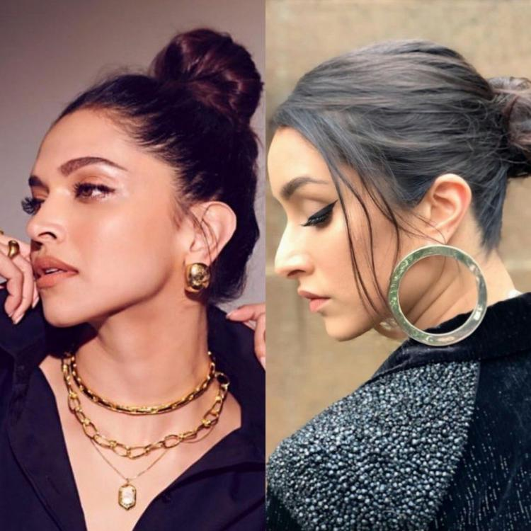 Deepika Padukone's layered necklace to Shraddha Kapoor's hoop earrings: 5 Accessory trends that are trending