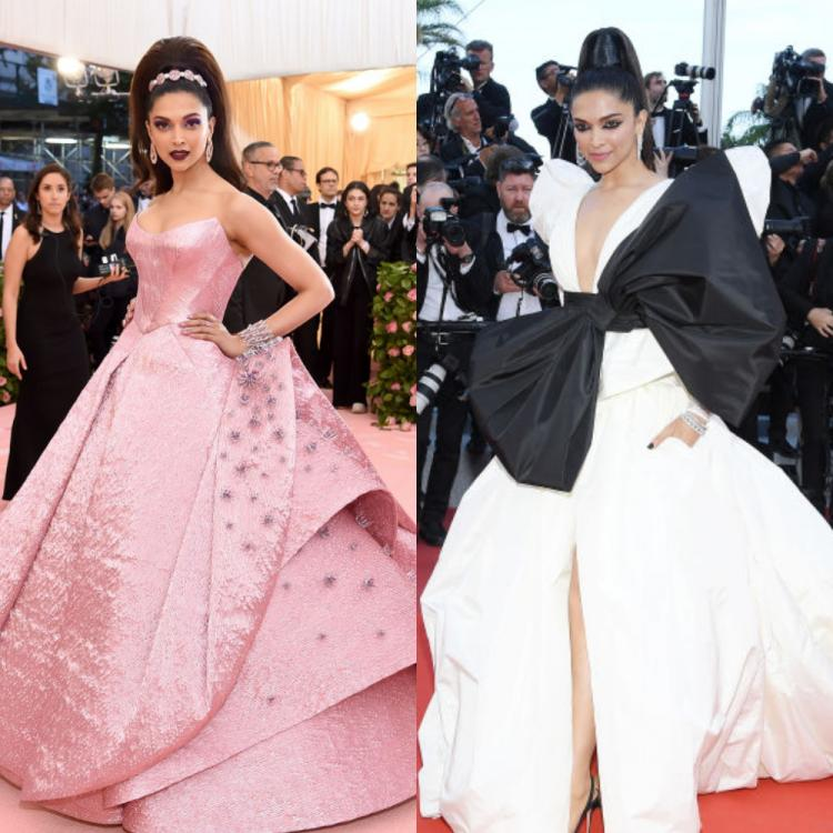 Deepika Padukone's look from Met Gala or Cannes; Which one gets your VOTE?