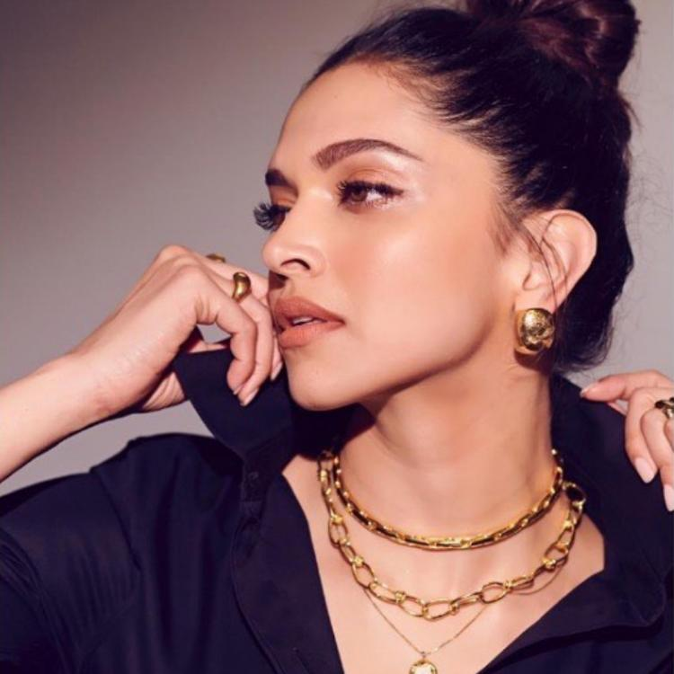Deepika Padukone's love for layered necklaces is real & proves just one is not enough to make a statement