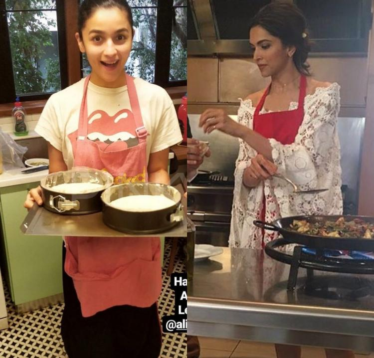 Deepika Padukone or Alia Bhatt, who is your dream chef for a lockdown dinner date; VOTE NOW