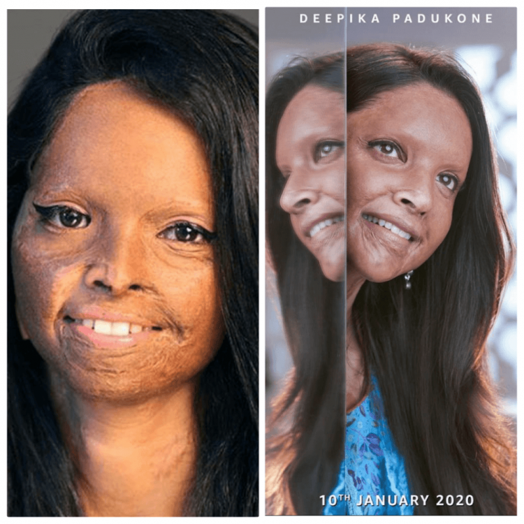 EXCLUSIVE: Laxmi Agarwal has THIS to say on reports of Deepika Padukone breaking down on 1st day of Chhapaak?