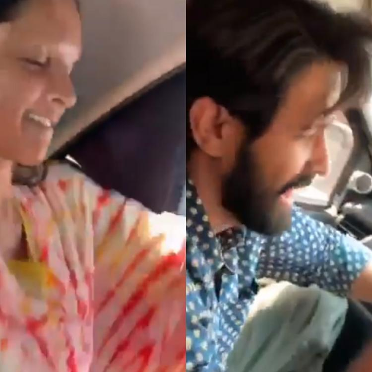 Deepika Padukone dances her heart out with partner in crime & Chhapaak co star Vikrant Massey; Watch VIDEO