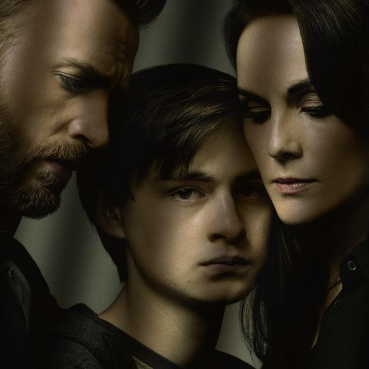 Directed by Morten Tyldum, Defending Jacob stars Chris Evans, Michelle Dockery and Jaeden Martell.