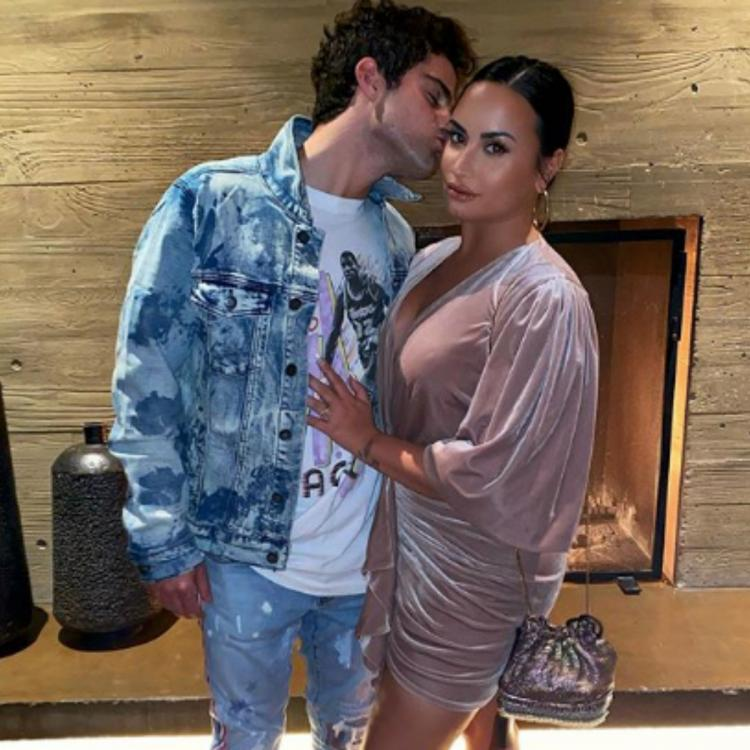 Demi Lovato gets CANDID about her whirlwind romance with fiance Max Ehrich: I knew I loved him when I met him