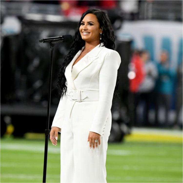 Demi Lovato gets a powerful, symbolic tattoo representing the darkness she is 'shedding'; See PHOTO