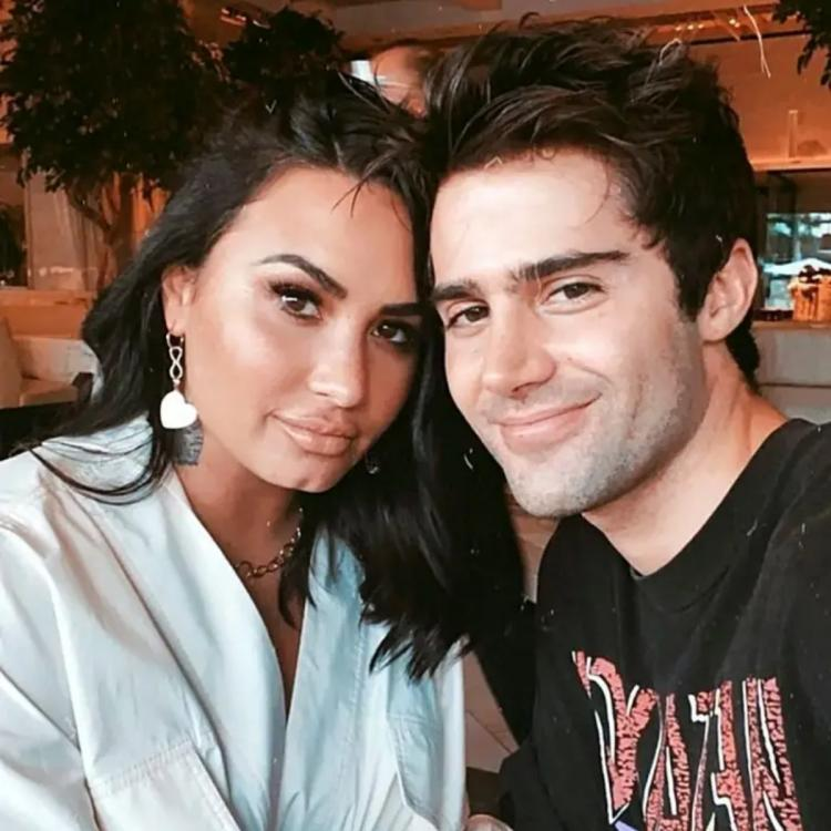 Demi Lovato throws shade at ex Max Ehrich in new song