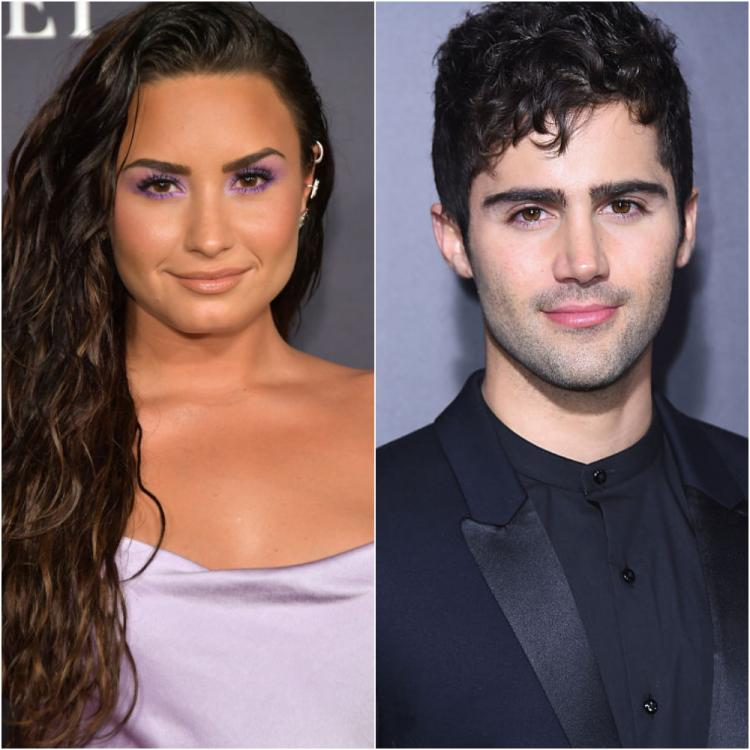 Demi Lovato's source refuses rumours of her engagement with boyfriend Max Ehrich