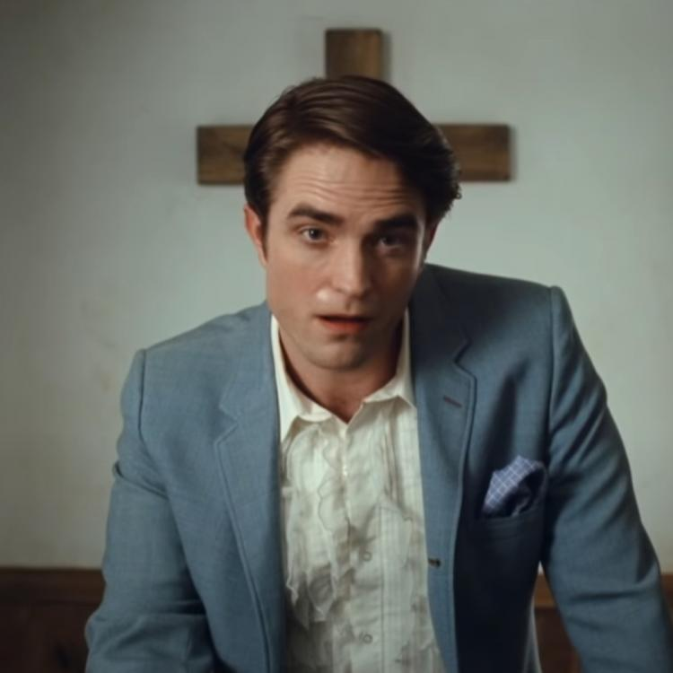 Robert Pattinson sports a Southern accent in The Devil All The Time