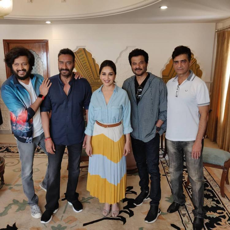 Total Dhamaal Box Office Collection: Ajay's comic timing, magic of Anil & Madhuri's iconic jodi grows further