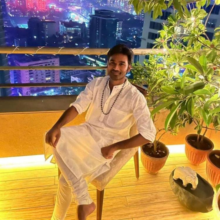 Dhanush wraps up first schedule of Karthick Naren's D43; To join the sets of his Hollywood film The Gray Man?