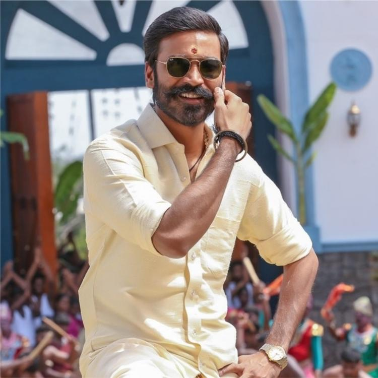 Dhanush's next film with Karthick Naren to be a crime action thriller