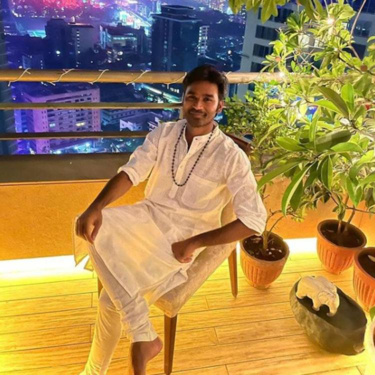 Dhanush is ecstatic as he teams up with Selvaraghavan for an upcoming project; Calls him his 'maker & creator'