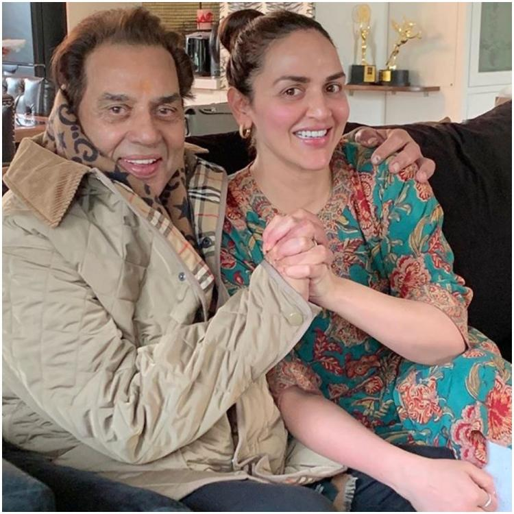 Dharmendra objected to Esha Deol entering into Bollywood REVEALS Hema Malini; Here's Why
