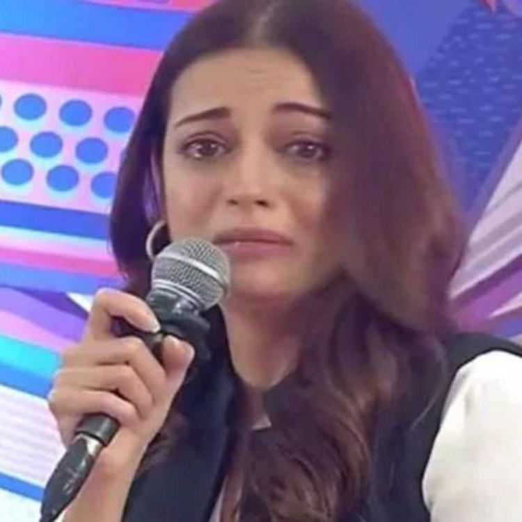 Dia Mirza breaks down at a Literature Festival; Says the news of Kobe Bryant's death had upset her