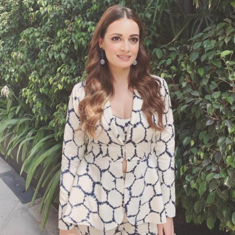 Dia Mirza SLAMS trolls who mocked her for breaking down at the Jaipur Literature Festival
