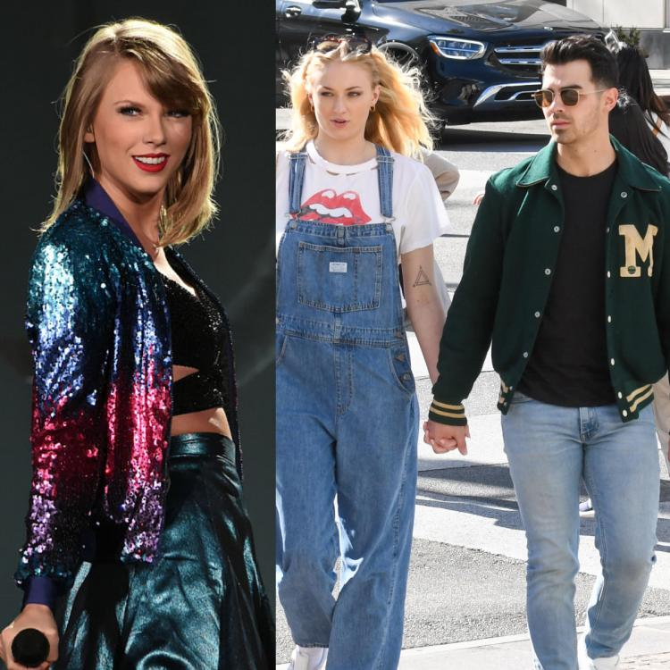 Taylor Swift and Joe Jonas briefly dated for three months in 2008.