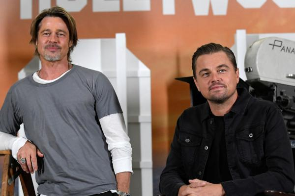 Did you know Once Upon A Time In Hollywood co stars Brad Pitt & Leonardo DiCaprio starred in the same TV show?