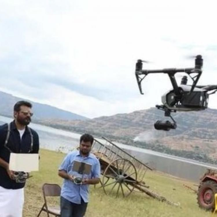 Did Thala Ajith crank the camera for a portion of his megahit film Viswasam? Find out