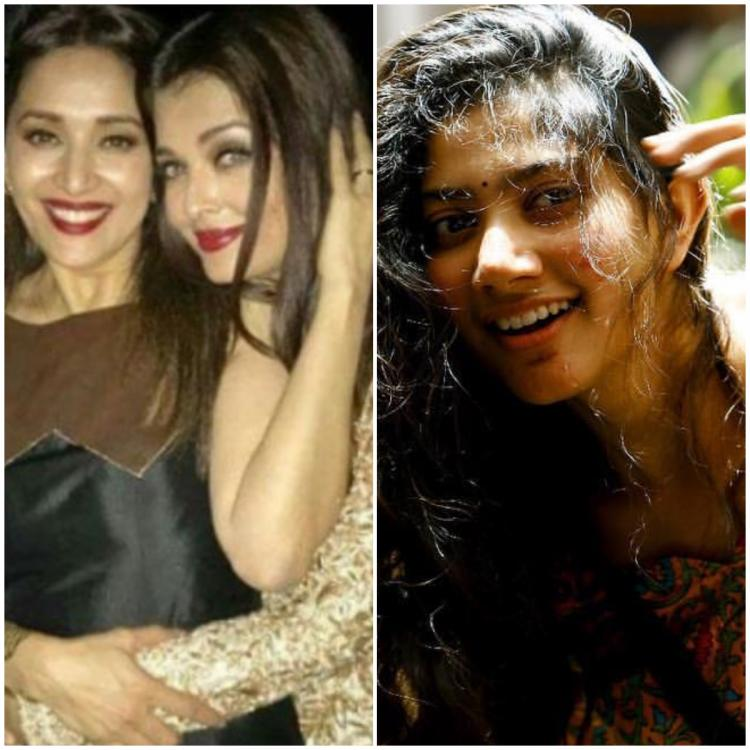 Did you know Sai Pallavi used to watch Aishwarya Rai and Madhuri Dixit's videos to learn dance?