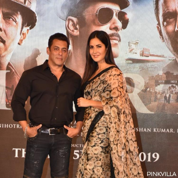 Did you know Salman Khan did not have his shirt on when Katrina Kaif first saw him at his birthday party?