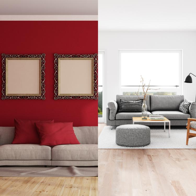 Differences between maximalism and minimalism