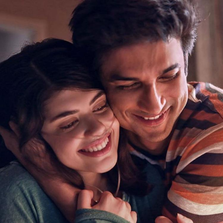 Sanjana Sanghi gets emotional ahead of Dil Bechara release; Shares a special memory with Sushant Singh Rajput