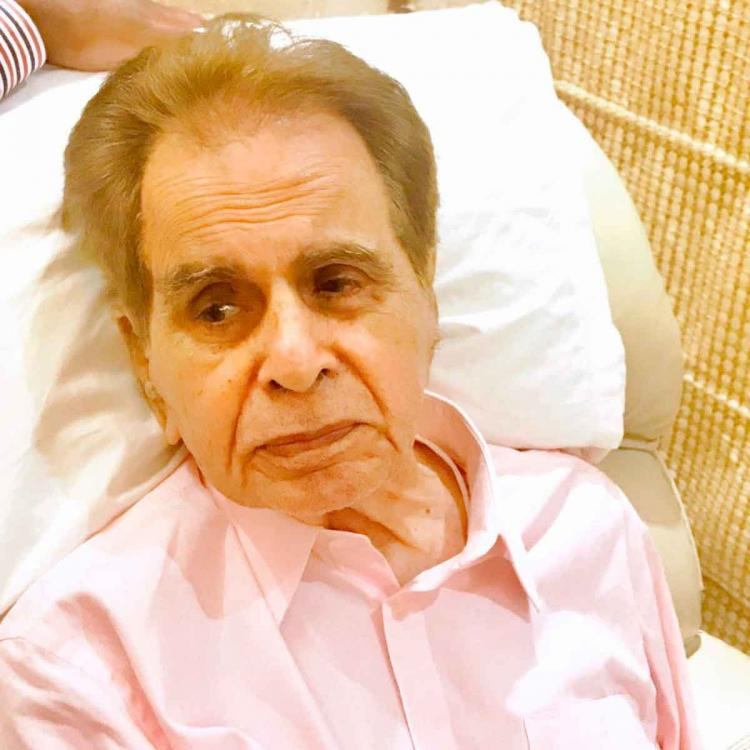EXCLUSIVE: Dilip Kumar to get discharged from the hospital on Friday