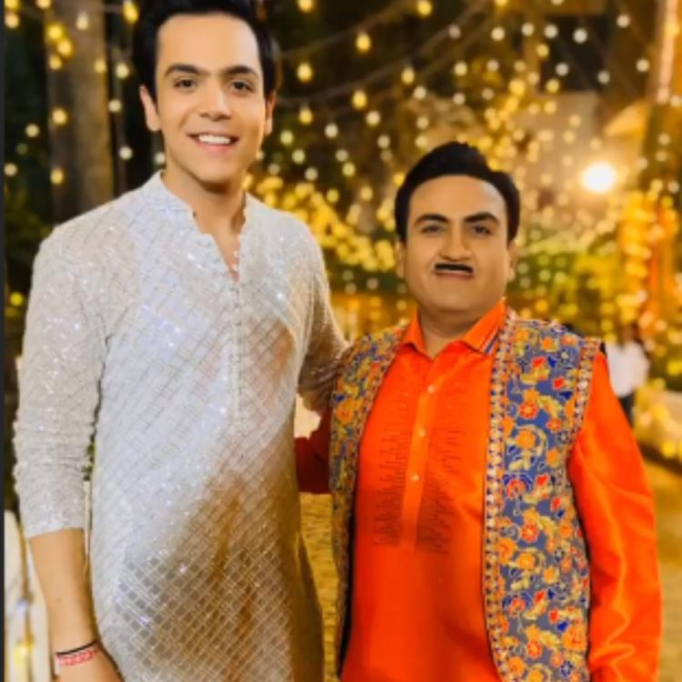 Taarak Mehta Ka Ooltah Chashmah's Munmun Dutta, Raj Anadkat & others wish Dilip Joshi on his birthday