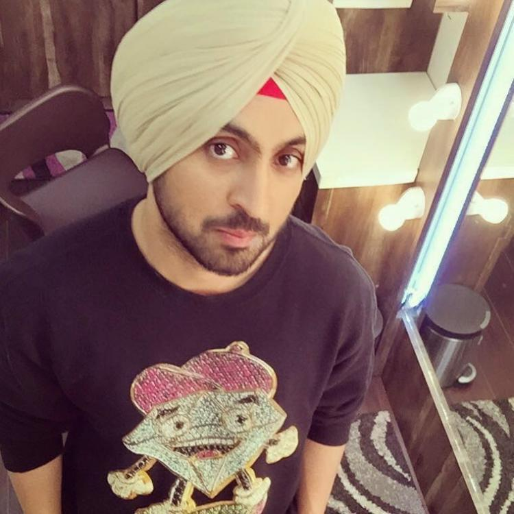 Diljit Dosanjh reveals he was unsure before signing 'Soorma'