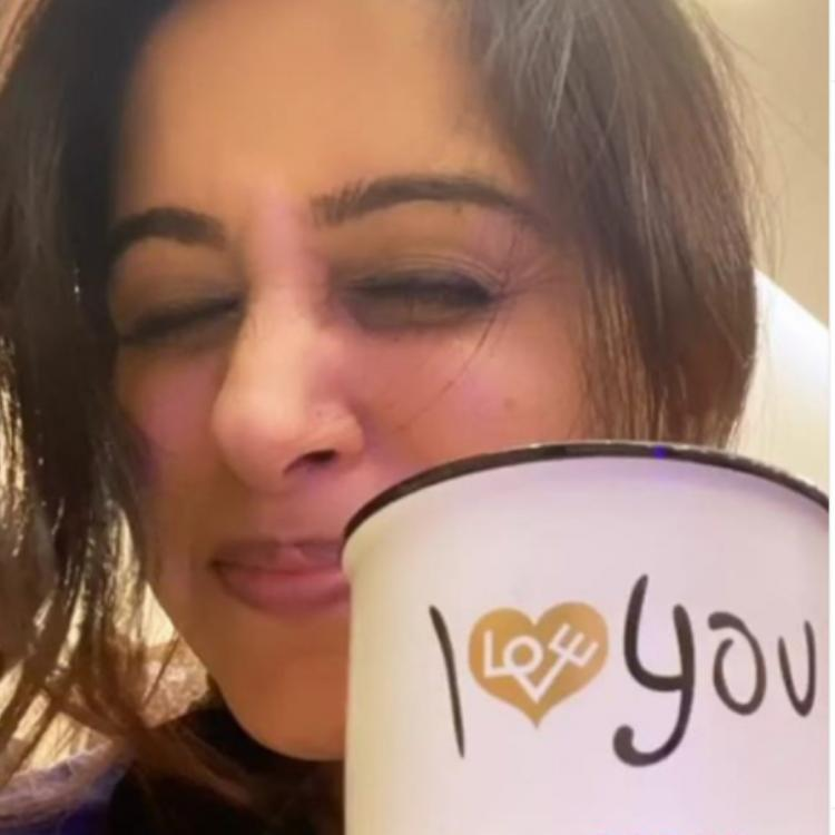 Dipika Kakar declares her 'love' for tea as she enjoys the beverage and it's every chai lover ever; Watch