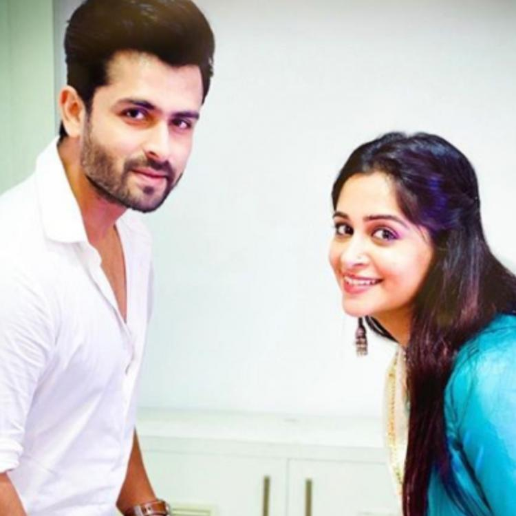 Dipika Kakar says she is grateful to have Shoaib Ibrahim as her 'humsfar' for life with an adorable PICTURE