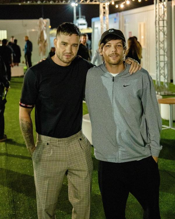 Directioners rejoice as One Direction members Liam Payne and Louis Tomlinson reunite in Madrid; Check Out