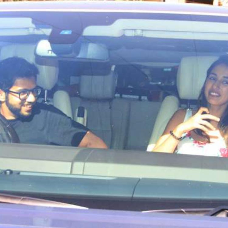 Disha Patani on getting trolled for her outing with Aditya Thackeray: What's wrong in going out with friends?